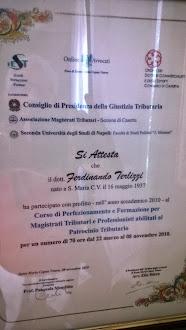 AGGIORNAMENTO PROFESSIONALE