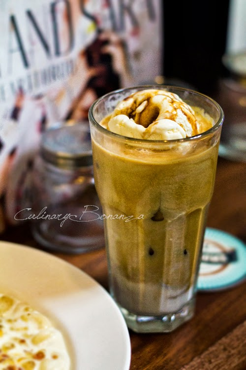 Koultoura Coffee Fluffy Latte IDR 40,000