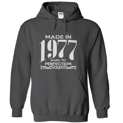 Made In 1977 - Aged To Perfection