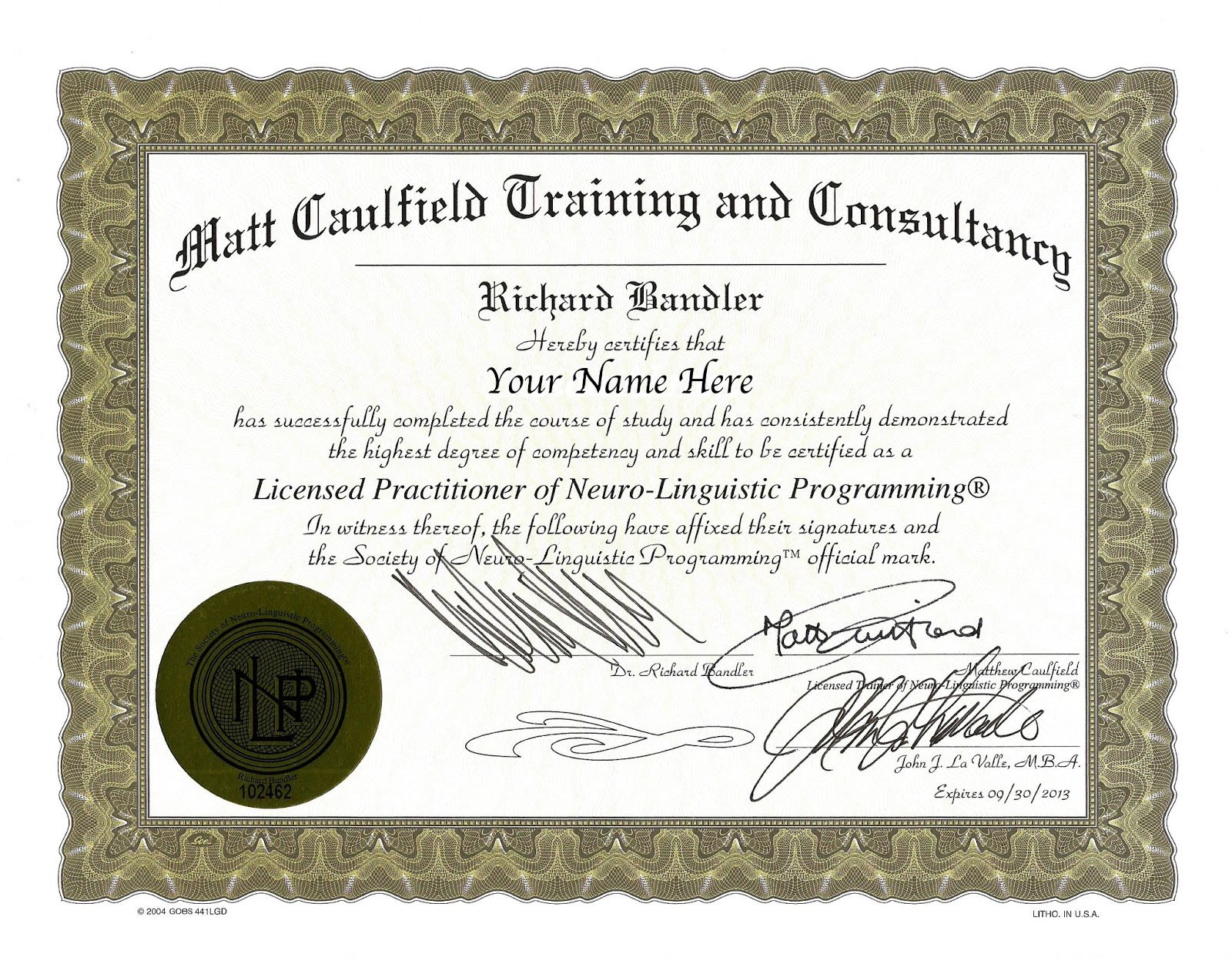 Nlp debunked nlp practitioner training debunked what value is there in holding an nlp practitioner certificate there is no overall governing body to supervise the quality of any certification awarded xflitez Images