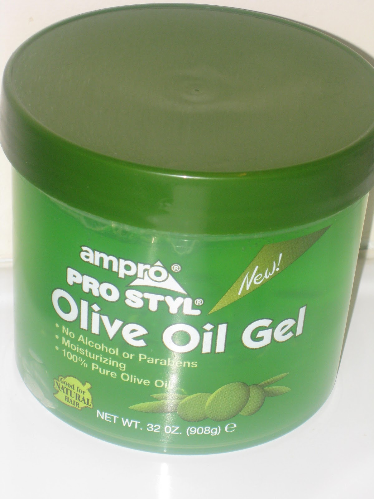 Is Ampro Pro Styl Gel Good For Natural Hair