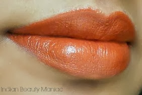 INGLOT Freedom System Lipstick Refill in Shade No 20 Swatch