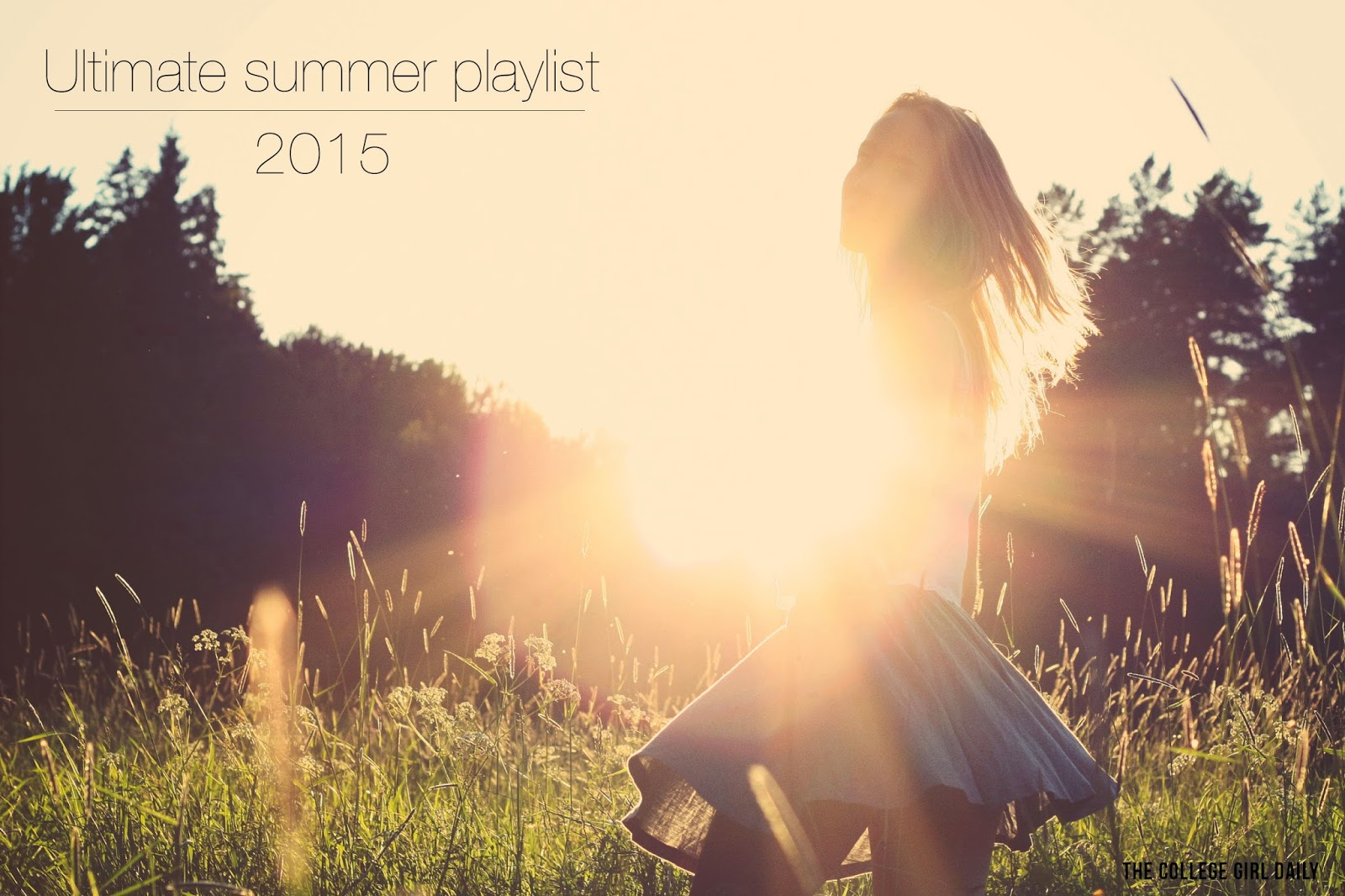 summer, music, playlist, summer 2015, roadtrip,