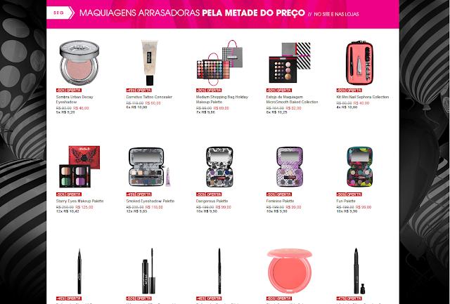 http://blackfriday.sephora.com.br/ofertas#segunda