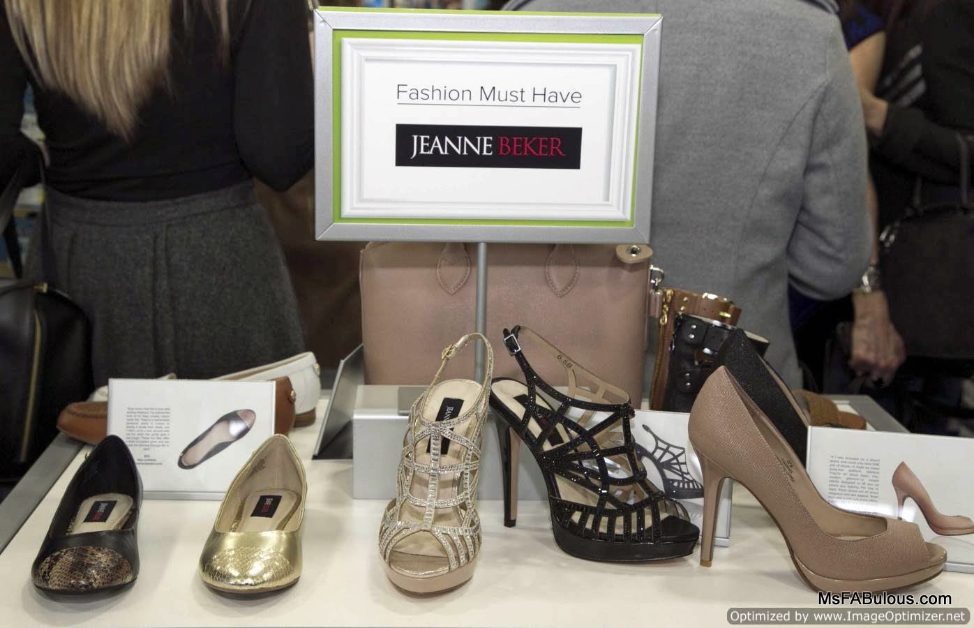 jeanne beker shoes