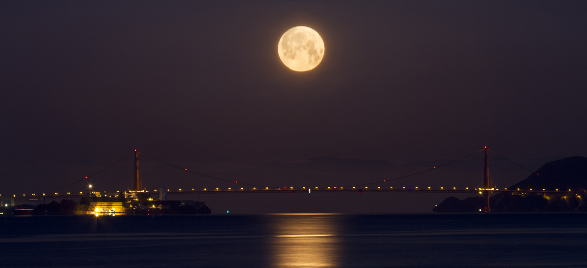 Had To Get Up At 330 Am We Met In Berkley Photograph The Setting Moon Over Golden Gate Bridge Following Three Images Are From That Outing