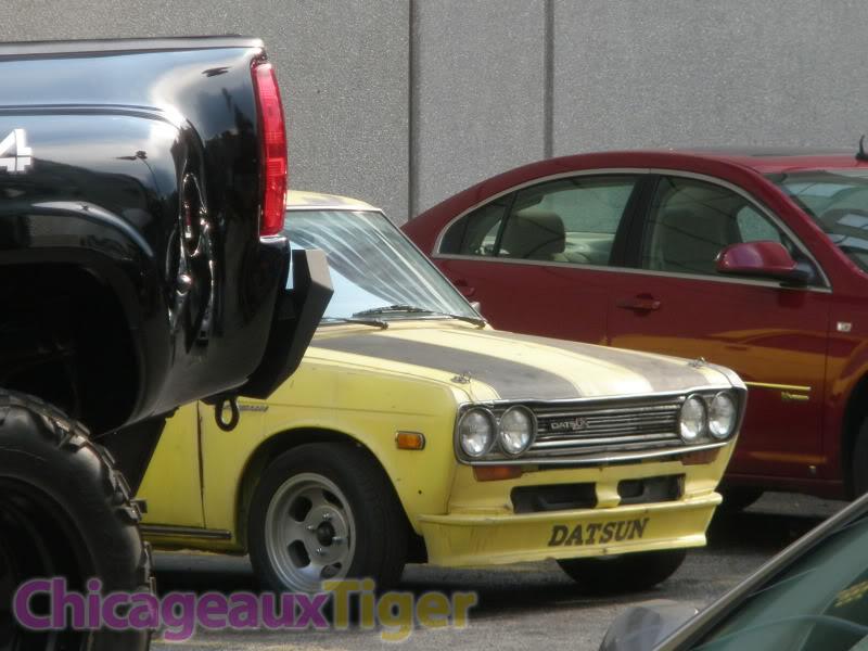 Macam - Macam Dok Ada..: Datsun 510 Shooting dlm ...