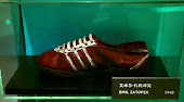 Zatopek's 1948 Adidas shoe