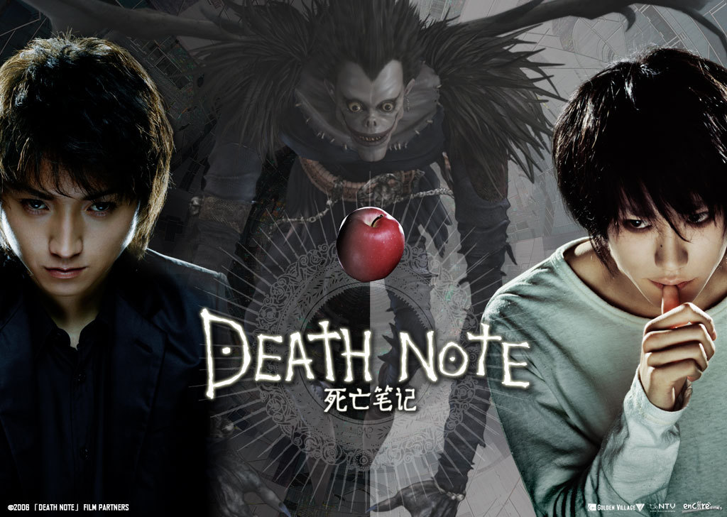 Death note light live action
