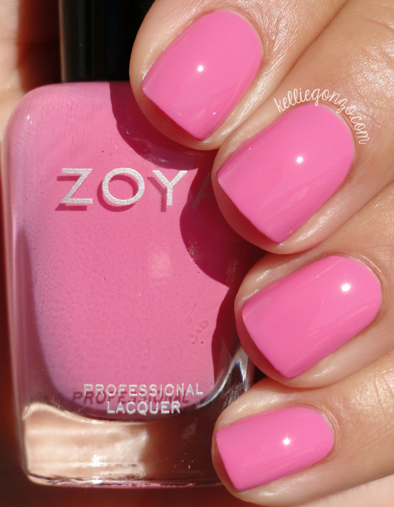 Zoya Eden Delight collection