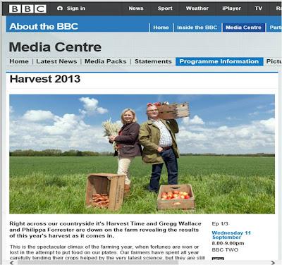 Harvest BBC