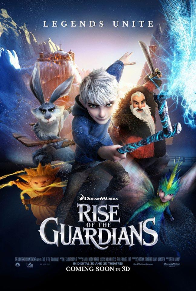 ดูหนังออนไลน์ เรื่อง : Rise of The Guardians ห้าเทพผู้พิทักษ์ [HD]