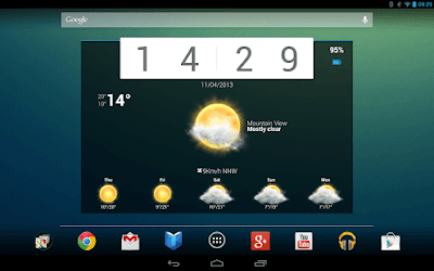 Beautiful Widget Pro apk