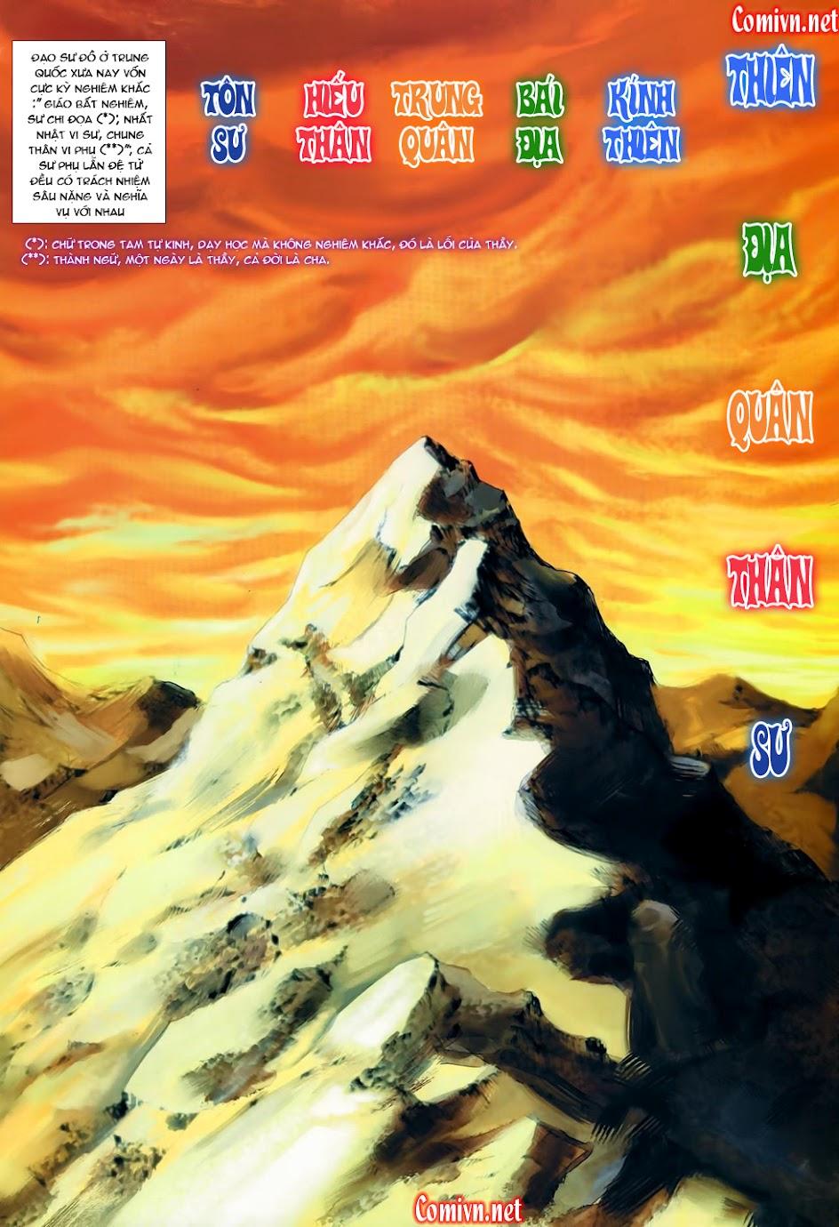 Đại Đường Uy Long Chap 102 - Trang 2