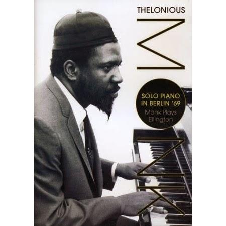 nuncalosabre.Live Music Show - Thelonious Monk Plays Duke Ellington: Solo Piano, Berlin 1969