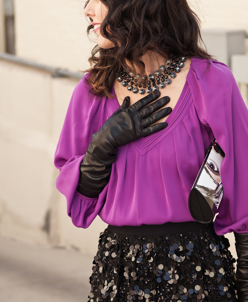Bryan Whitely & Fashion Junkie: Jessica Moazami