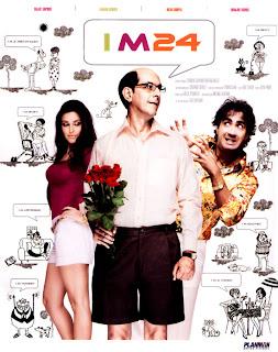 I M 24 (2012) Movie Poster