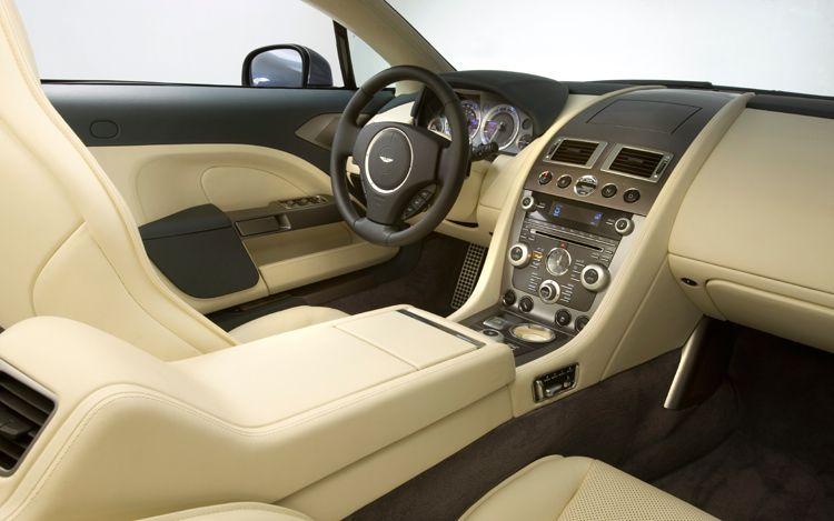 World Of Cars Aston Martin Rapide Interior