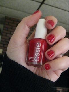 essie forever yummy nail polish swatch