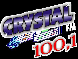 Rádio Crystal FM de Cafelândia PR ao vivo