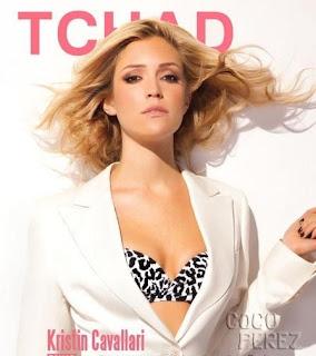 Kristin Cavallari Magazine Cover Pictures