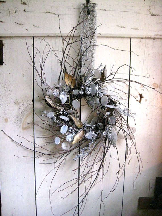 Christmas Wreaths Etsy