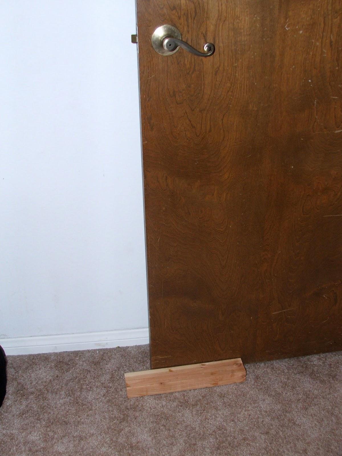 The Crafterbug Decorative Door Stop