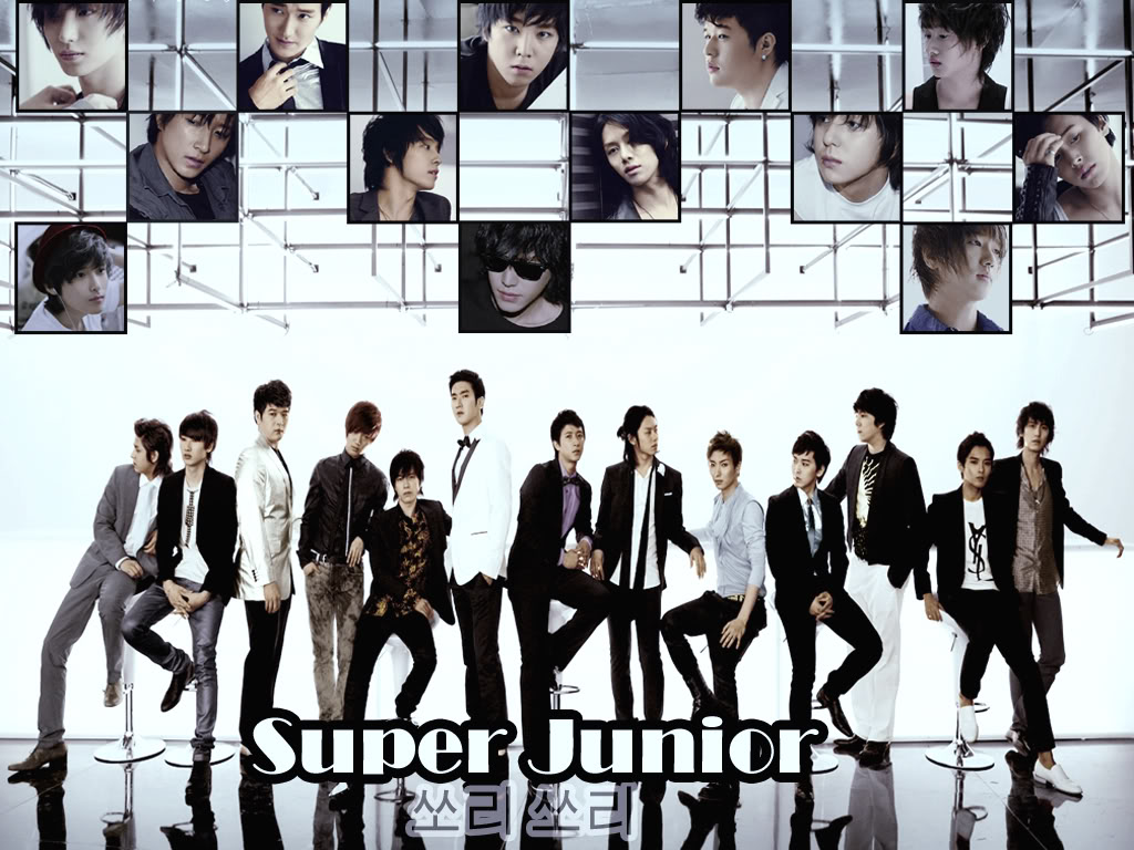 Super Junior Photos