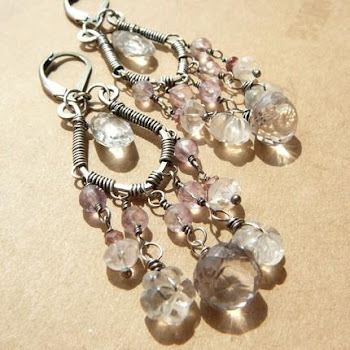 Gypsy Bling Ear rings