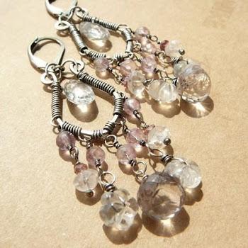 Gypsy Bling Ear rings