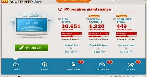 Auslogics BoostSpeed Premium v7.3.2.0 - Full Version Free Download   By Uday   AllTypeHacks