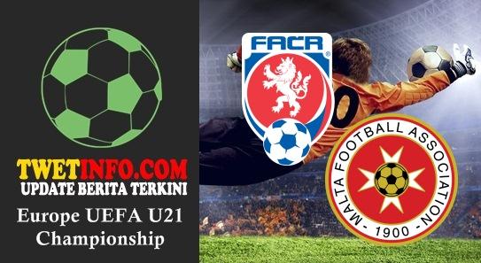 Prediksi Czech Republic U21 vs Malta U21, UEFA U21 04-09-2015