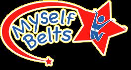 Myself Belts Logo