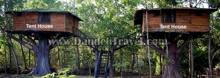 Shikra Jungle Resort Dandeli