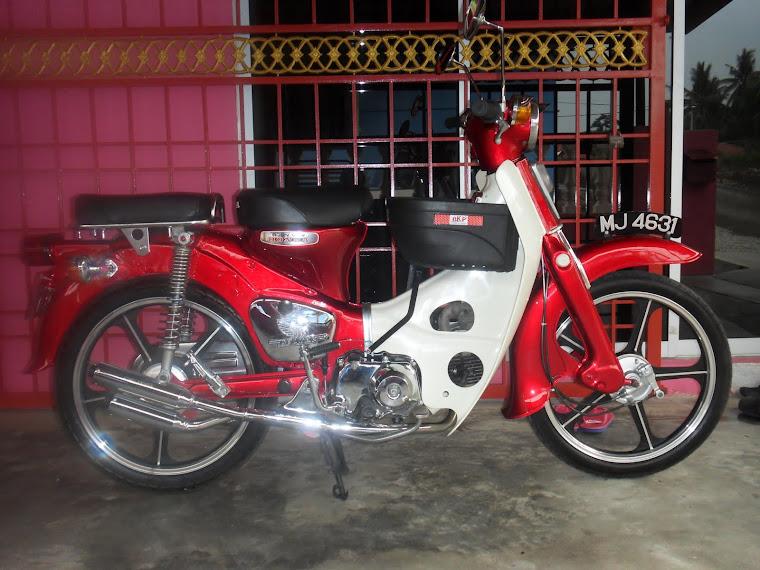 motorr honda klasik untuk dijual harga RM 4300