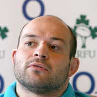 Ulster's Rory Best Captains Ireland against Scotland