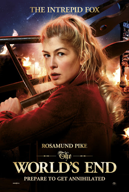 The World's End Rosamund Pike as Sam