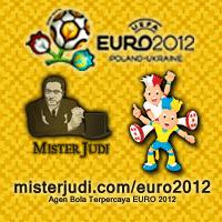 MisterJudi.com agen bola terpercaya EURO 2012