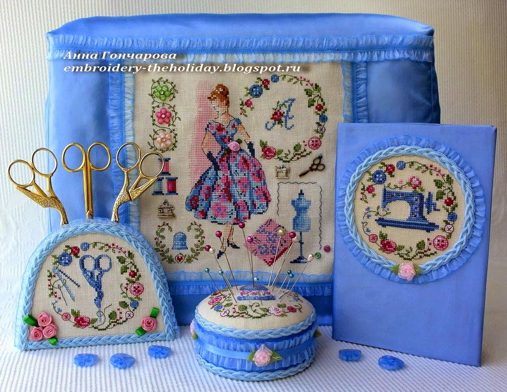 Подставка для швейных ниток