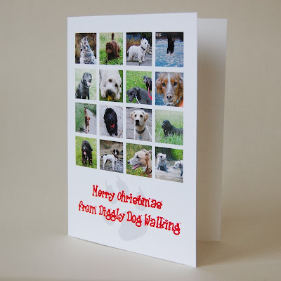 Commercial Christmas cards