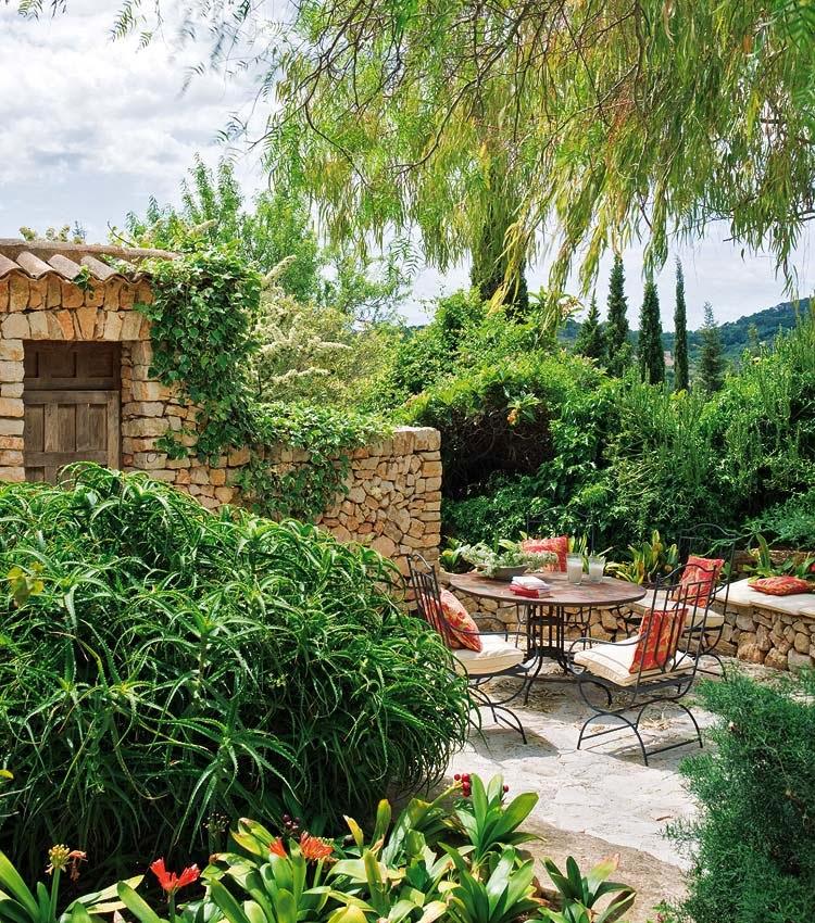 jardines rusticos campestres dise os arquitect nicos