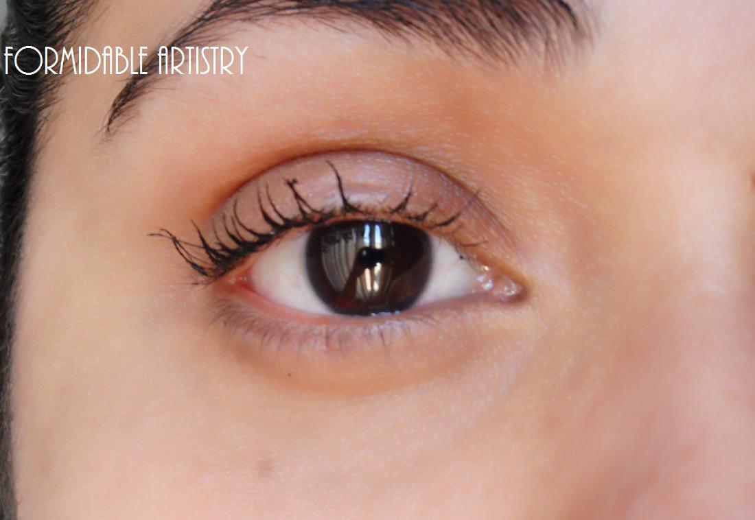 FormidableArtistry: Review+Demo: Revlon Lash Potion Waterproof Mascara