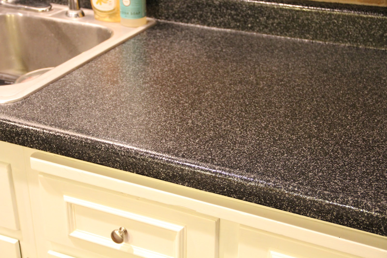 Rustoleum Countertop Paint Video : RustOleum Countertop Transformations Charcoal