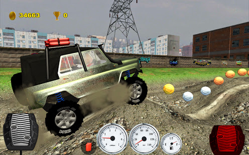Offroad Racing 3D:2 APK Obb Android