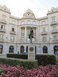 Plaça del Pintor Fortuny
