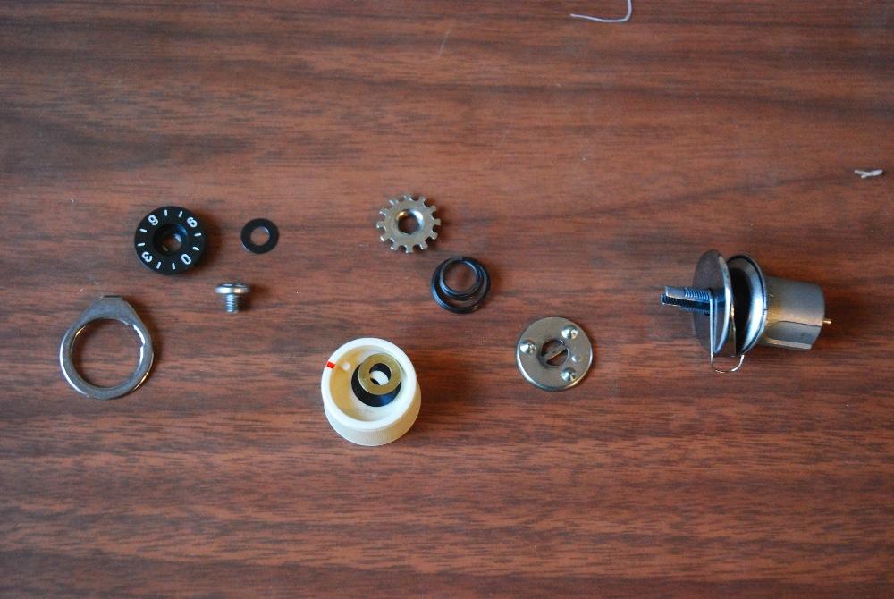 kenmore machine gears