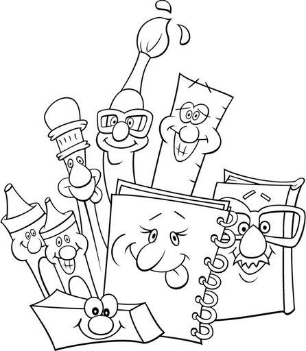 gifsgifs  desenhos para colorir escolar