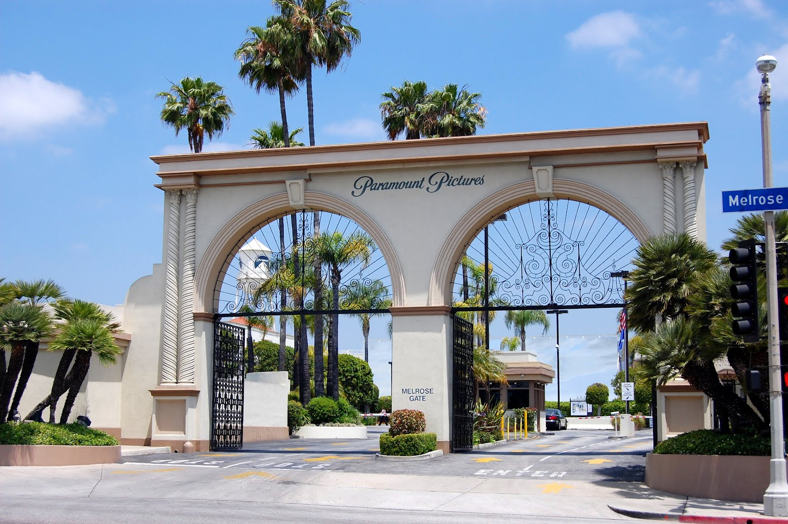Paramount Studio Tour Los Angeles Ca
