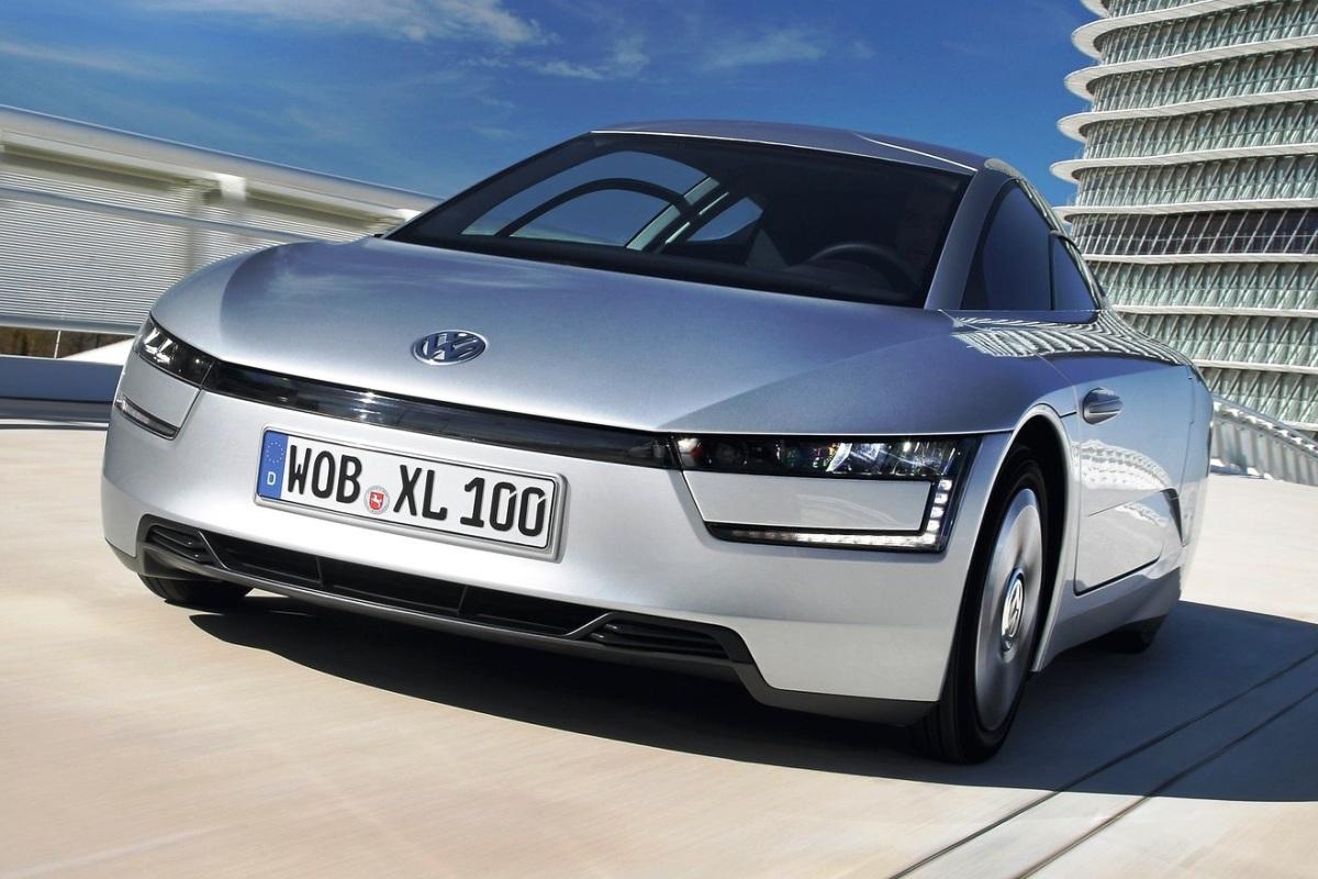 Volkswagen XL1. Majalah Otomotif Online