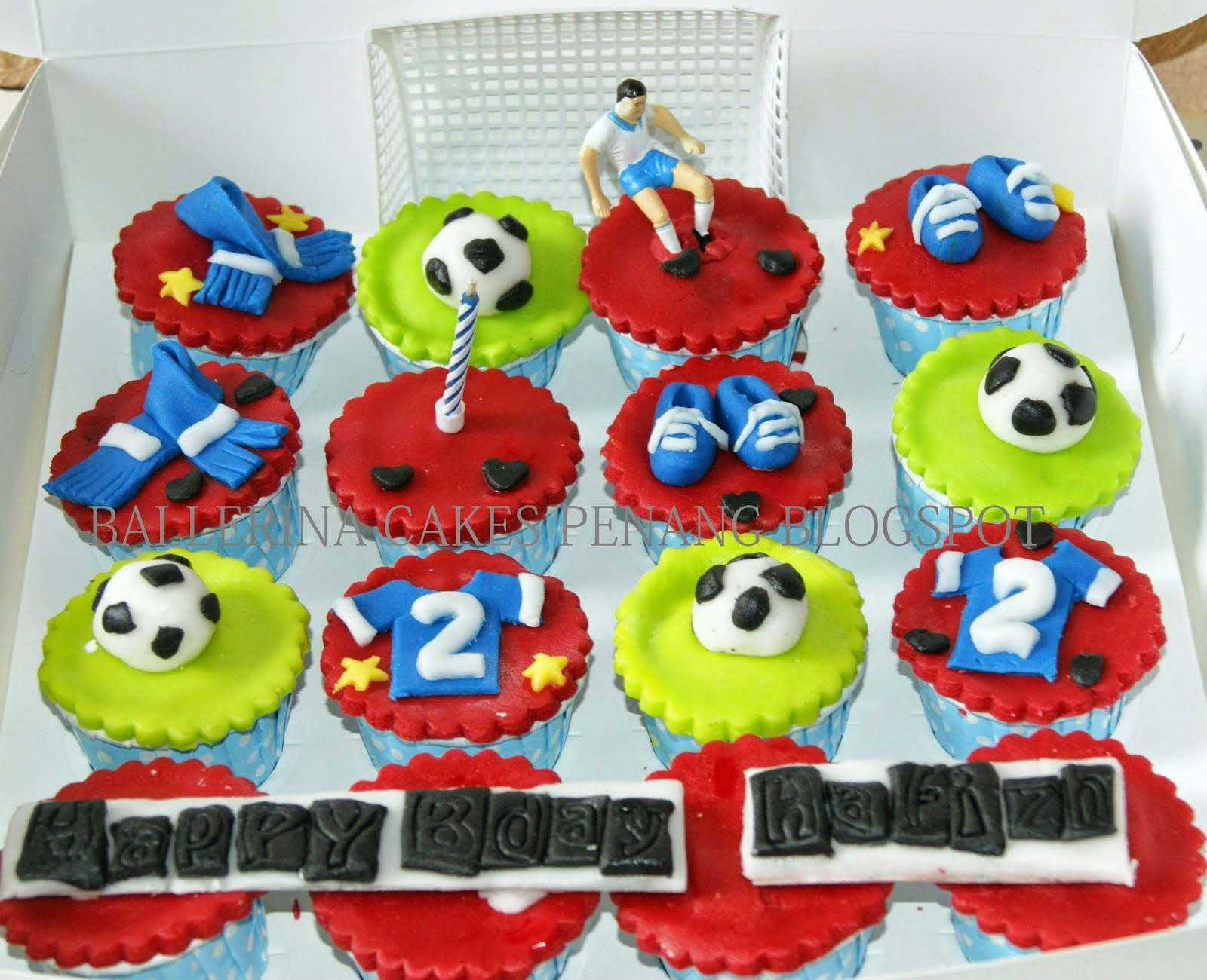 Cupcake Manchester United